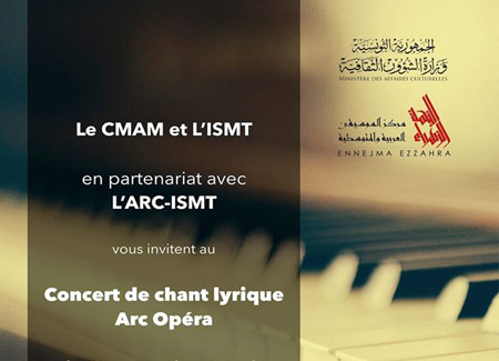 Un concert de chant lyrique